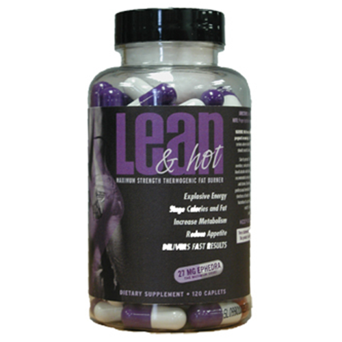 Lean and Hot Ephedra with Acai Berry Extract